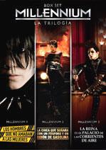 Saga Millenium (Stieg Larsson y David Lagercrantz) Trilogia